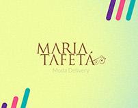 Maria Tafetá - Logo
