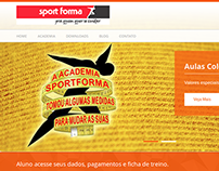 Academia Sport e Forma