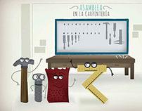 Ilustración de clip animado - Cliente: OSDE