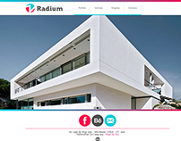 Radium Arquitectura (proyecto no comercial)
