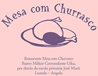 "Restaurante ""Mesa com Churrasco"""