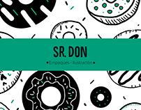 SR. DON - ILUSTRACIÓN & EMPAQUES