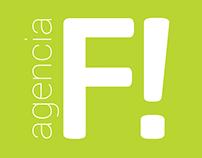 Identidad Corporativa Agencia F!