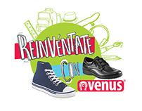 Venus - Temporada escolar 2015