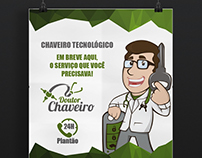 Dr. Chaveiro - Banner