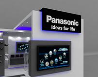 Stand Panasonic Panamá
