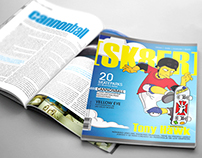 [SK8ER] Magazine