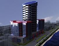 Exterior Design 3D Modeling