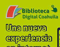 Inserción Biblioteca Digital Coahuila