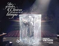 Siberian Virtuosi - Teatro Roberto Arias Pérez