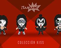 Colección Kiss