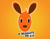 O Resgate de Kit - Jogo Interativo Web