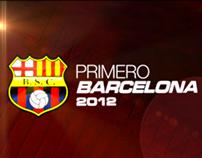 Promo Refuerzos Barcelona 2012