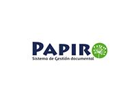 Papiro Logo