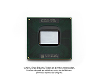 Fotografia Macro CPU