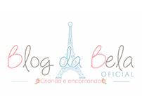 Logo Blog da Bela Oficial