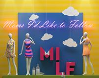 MILF: Moms I'd Like To Follow