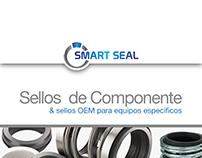SMART SEAL - Catálogo Comercial - Sellos de Componente