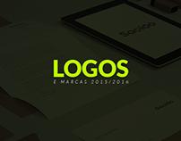 Logos e Marcas