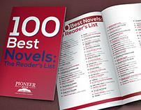 PIONEER BOOK : 100 BEST NOVELS:
