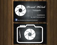 Diseño de marca: Logo y tarjeta personal