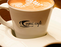 Rediseño Coqui café