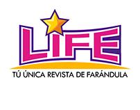 Revista Life // Diagramación
