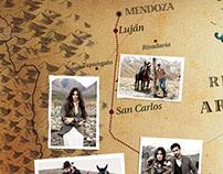 Campaña Otoño Invierno: Cruce de los Andes