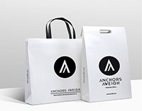 Logo e Identidad - ANCHORS AWEIGH -