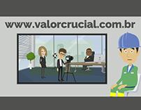 Vídeo marketing produzido para Valor Crucial Segurança