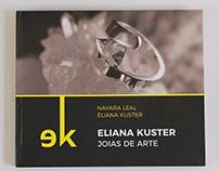 Livro ELIANA KUSTER - Joias De Arte