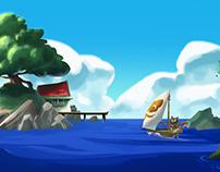 Catnip Island