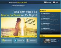 Samsung SmartTV - Banco do Brasil