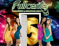 Aniversario Fullcenter 2013