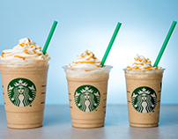 Starbucks - Summer Drinks