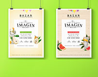 Bazar poster collection