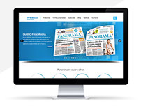 Panorama advertisers Website