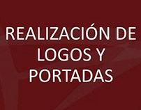 CREACION DE LOGOS Y PORTADAS