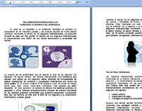 Contenido para sitio-web de cursos on line & ebooks