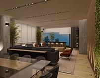 3D y Render de Interiores