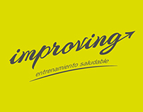 Improving Entrenamiento Saludable / Social advertising