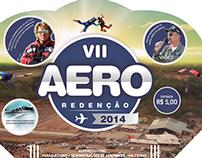 Aero redenção | Folder