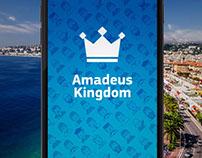 AMADEUS: Promoción juego Amadeus Kingdom