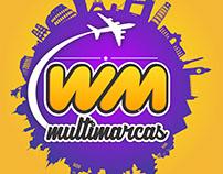 Logo - WM multimarcas