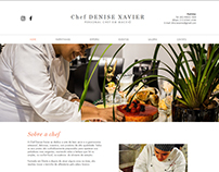 Site | Chef Denise Xavier