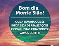 Campanha 2016 - Candidato João Paulo - Monte Sião-MG