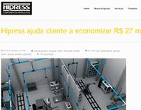 Redação: Hipress ajuda cliente a economizar R$ 27 mil