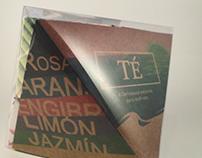 Tea Variety Packaging