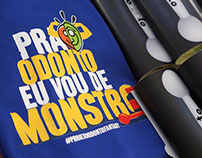 Odonto Fantasy | Camisetas Projeto Odonto