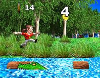 Projeto de game para android - Riskman 3D